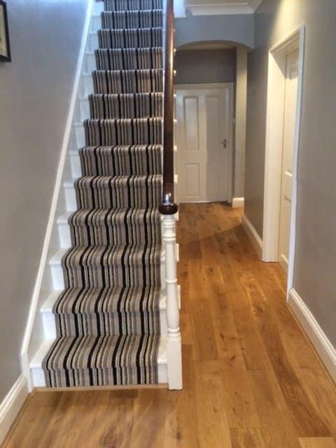 Domestic Hallway