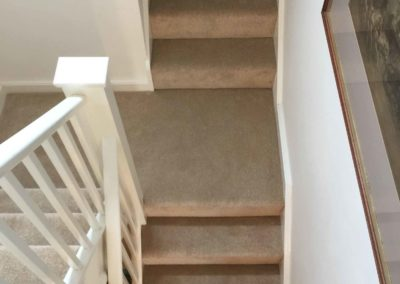 Stainfree Twist Carpet Staircase