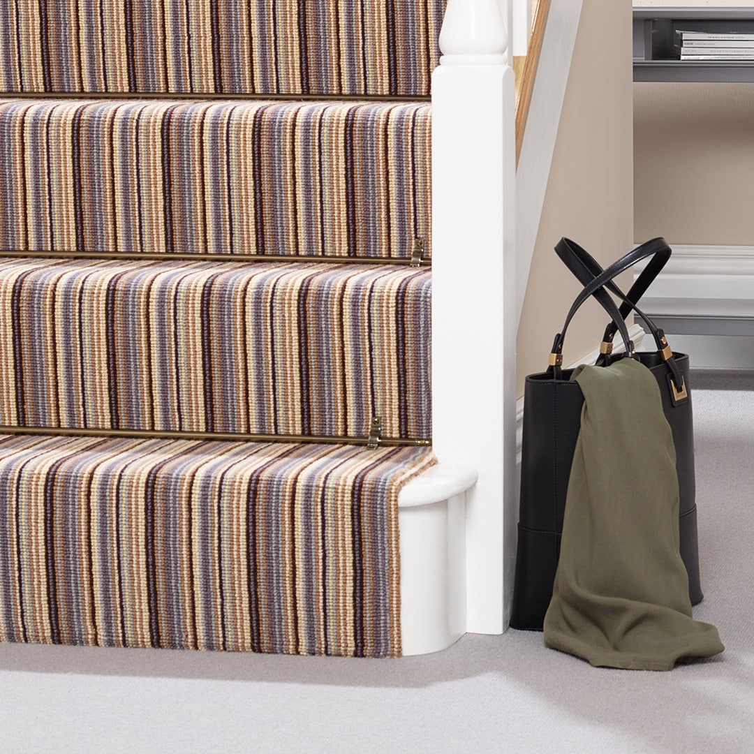 Deco Collection Stripe Stairs