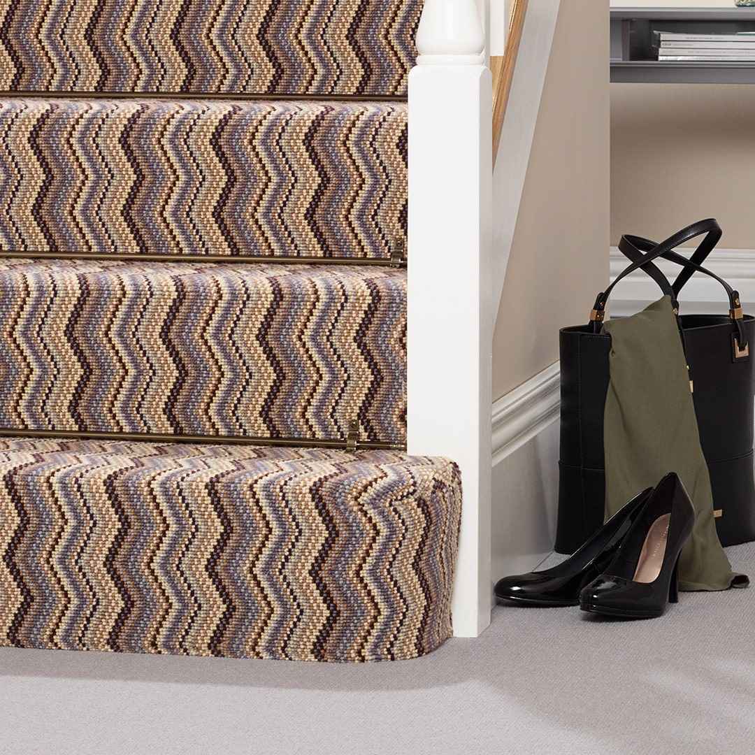 Deco Collection Zigzag Stairs