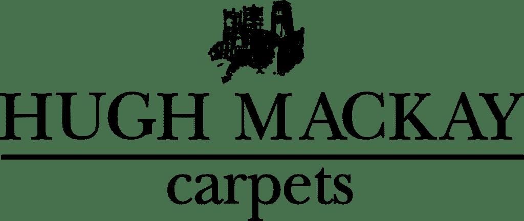 Hugh Mackay Logo Black